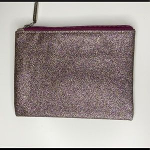 Glittery Bath& Body Works Pouch